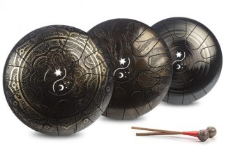 Spiral Drums